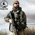 NaturalHome Men Shark Skin Soft Shell TAD V 4.0 Outdoor Tactical Military Jackets Waterproof Sports Army Clothing Jacket