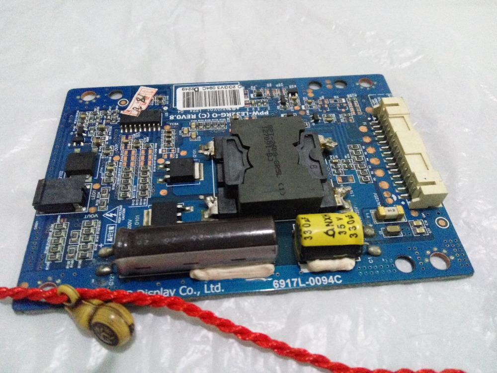 6917L 0094C 6917L 0094A 6917L 0094B 6917L 0094D 高電圧会 LED32A2000 LE32M320 32E7BRD 接続ボード GLB|回路|   -