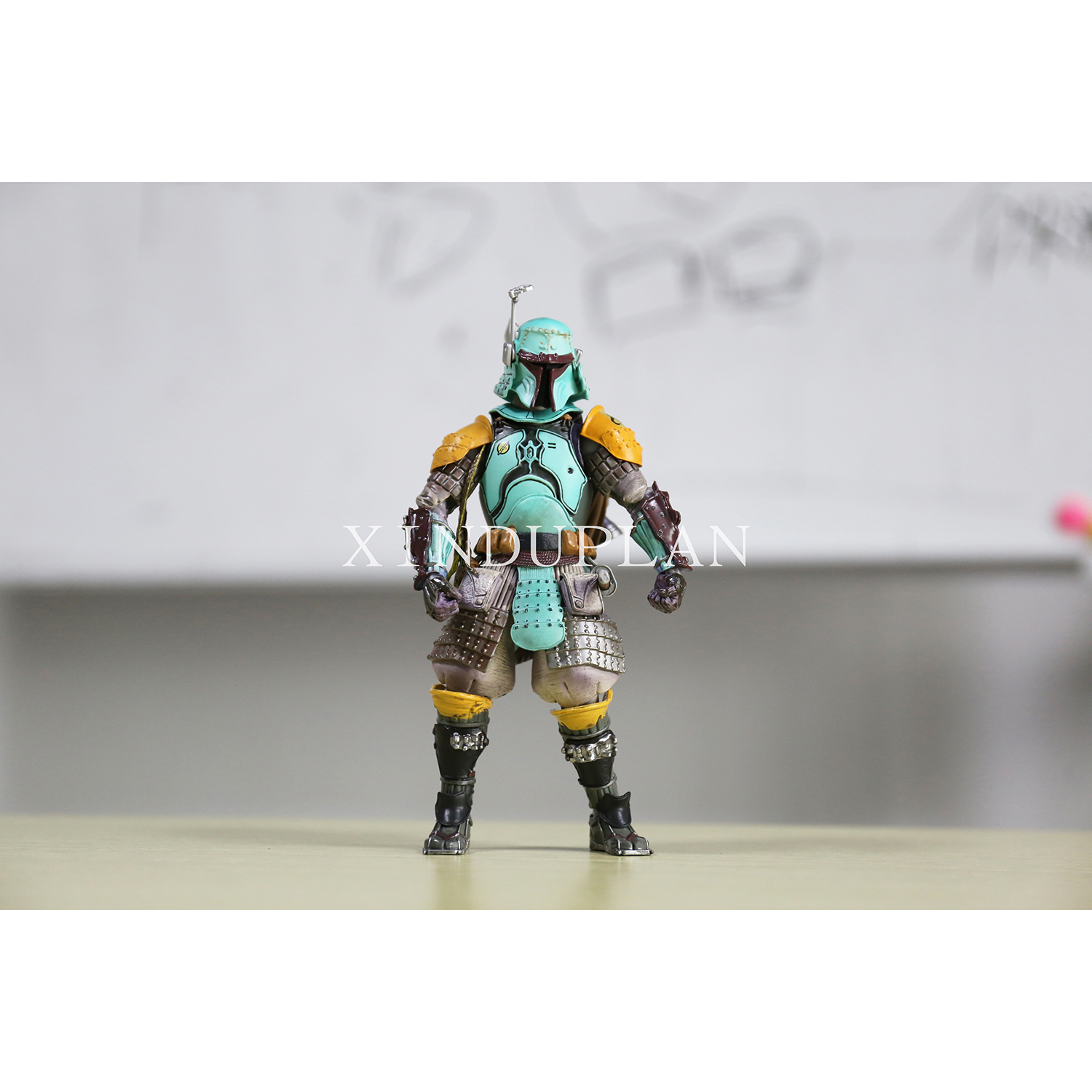 XINDUPLAN Star Wars MOVIE REALIZATION Boba Fett Bounty Hunter Darth Vader Action Figure Toys 18cm Kids Collection Model 0256 new hot 18cm one piece donquixote doflamingo action figure toys doll collection christmas gift with box minge3