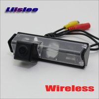 Wireless Car Parking Camera Rear Camera HD Night Vision DIY Plug Play For Mitsubishi Pajero Sport