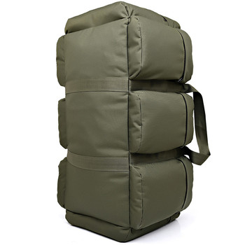 90L большой емкости мужской военный тактический рюкзак водонепроницаемый Оксфорд туризм кемпинг рюкзаки износостойкая дорожная сумка
