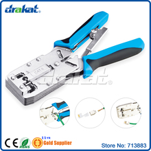 High quality RJ45 RJ11 Cat 6 Crimper Tool