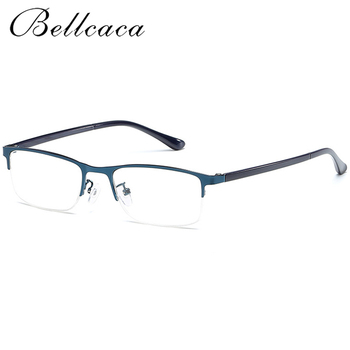 2f8f7b05a1 Bellcaca gafas de lectura hombres dioptrías de presbicia anteojos gafas de  hombre + 1,0 + 1,5 + 2,0 + 2,5 + 3,0 + 3,5 + 4,0 BC254