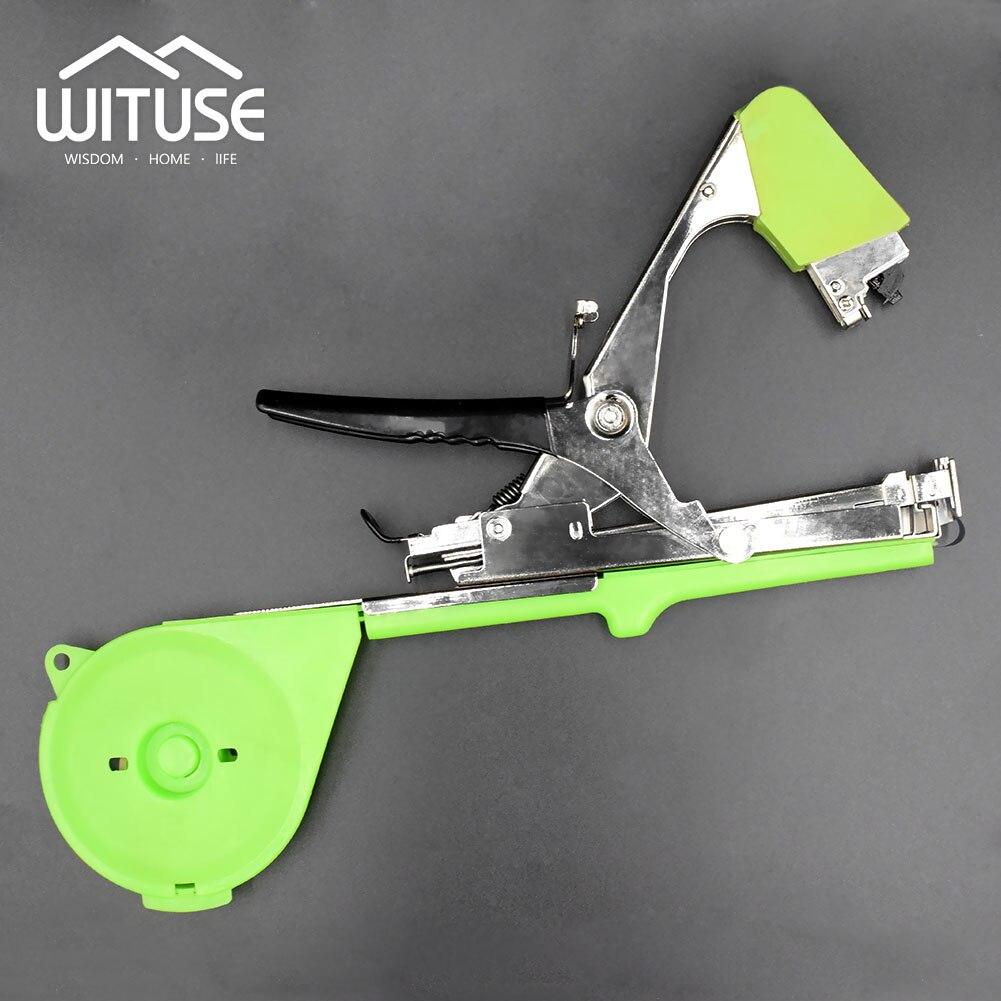 Vigne fixe boucle outils greffés vigne tige attachant Machine à relier pour raisin tomate fruits légumes jardin outils Tapetool Tapener