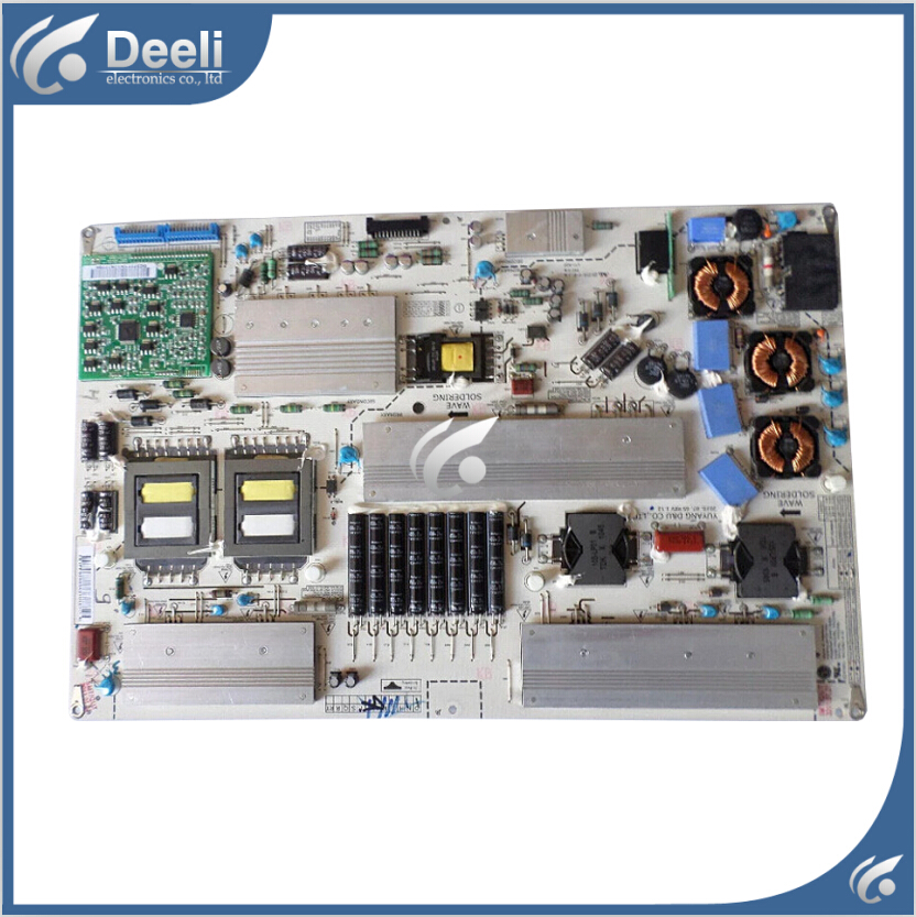 good Working original used for power supply board YP42LPBL EAY60803402 EAY60803202 good working original used for lcd 46lx830a dps 143bp runtka790wjqz dps 127bp 46inch power supply board
