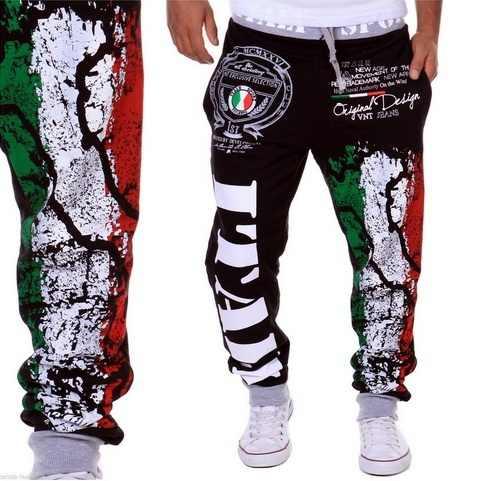 ZOGAA 2019 Sudadera con capucha para hombre, conjunto de pantalones elásticos, pantalones con capucha, chándal masculino, pantalones casuales de calle alta