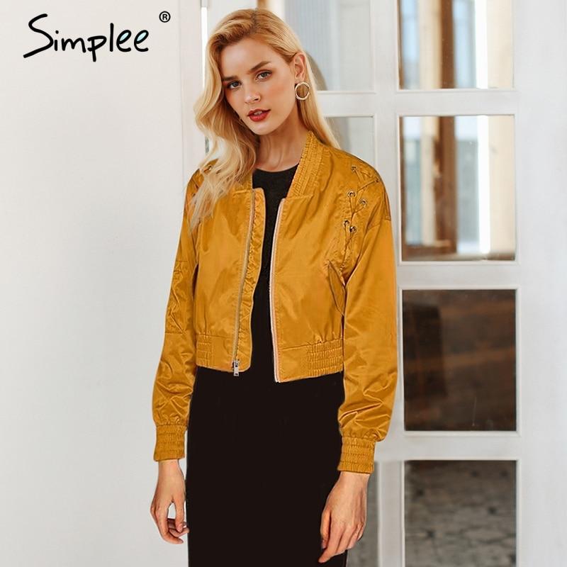 Simple And Elegant White Satin Sweetheart With Jacket: Simplee Satin Elegant Basic Cropped Jacket Long Sleeve