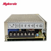 150W single output credible S 150 27 5.6A 150W 27V switch power supplies wtih CE certification