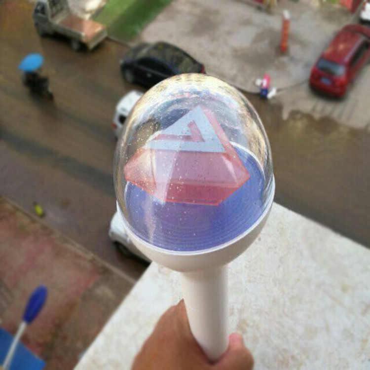 [MYKPOP] 17 световая палочка для концертов вентилятор с лампами Подарочная коллекция SA18040902