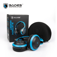 Auriculares SADES D806 Bluetooth 4,1, inalámbricos, estéreo, plegable para iOS, Android y Windows