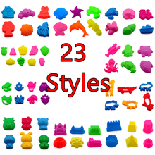 Sand-Toy Building-Kits Castle Mold Model New Beach Child Kid 23-Styles Pyramid Portable