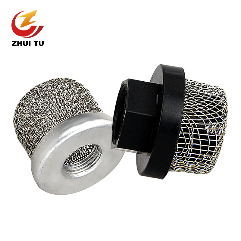 Professional Sprayer Paint Strainer Inlet Filter Strainer Mesh Filter Intake Hose For Airless Sprayer 390 395 495 Power Tools