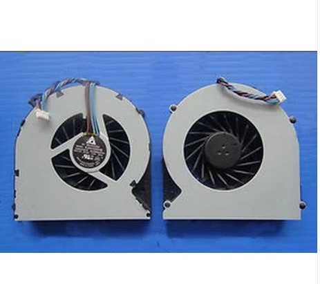 New CPU fan for Toshiba C850 C855 L850 L855 C850D C855D L850D L855D S855 laptop fan c850 4pin fan image
