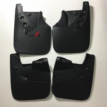 4 piezas de coche guardabarros delantero y trasero Splash guardabarros para Toyota Tundra 2007, 2008, 2009, 2010, 2011, 2012 2013