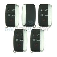 5pcs KOBJTF10A Smart Key Fob 433mhz for Landrover Range Rover Sport Car Key PCF7953 2010 2011 2012 2013 Year Remtekey