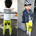 Free Shipping 2017 Spring causal style children kids pants Boys Girls toddler harem Casual Pants Kids Sports trousers 3-7Y