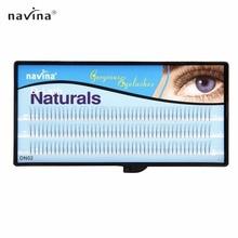 2 Root Black Cluster Eyelashes 0.1mm C curl 8/10/12mm Nature Sofe False Eyelash Extension Lashes Makeup