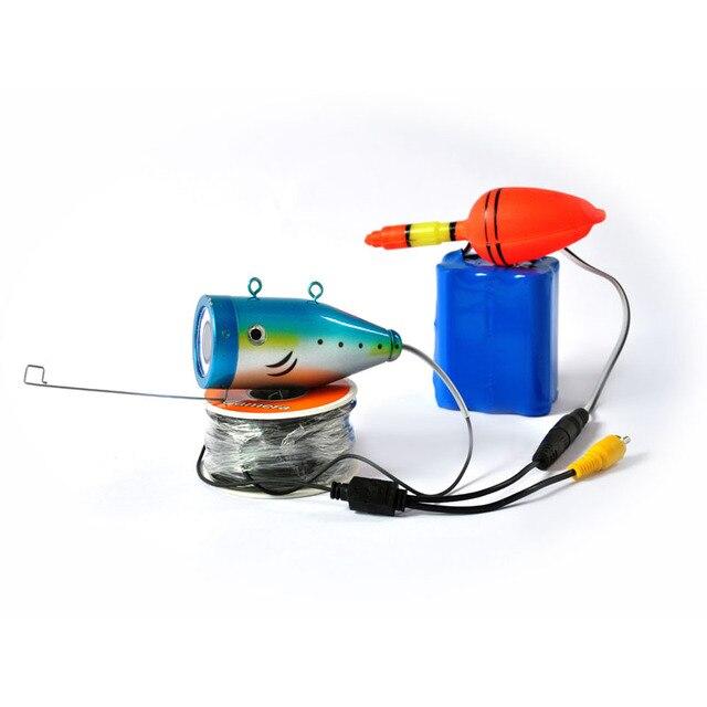 Super Mini 700TVL Underwater Camera With 8pcs White LED & 3.5 5