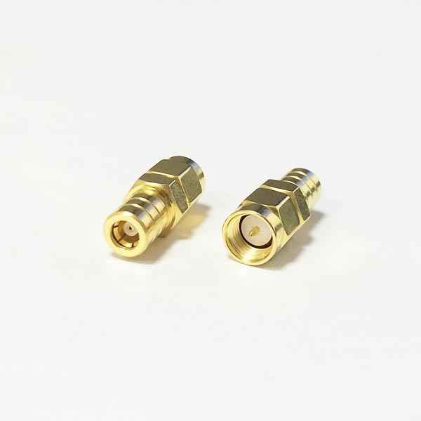 1PC SMA  Male Plug switch SMB  Female Jack  RF Coax Adapter convertor  Straight  Goldplated  NEW wholesale 2pcs lot yt70b rp sma male plug switch sma female jack rf coax adapter convertor connector straight goldplated sell at a loss