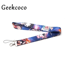 BLEACH Movie style Multi-function Mobile Phone Straps Tags Neck Lanyards for keys ID Lanyard Badge webbing J0205