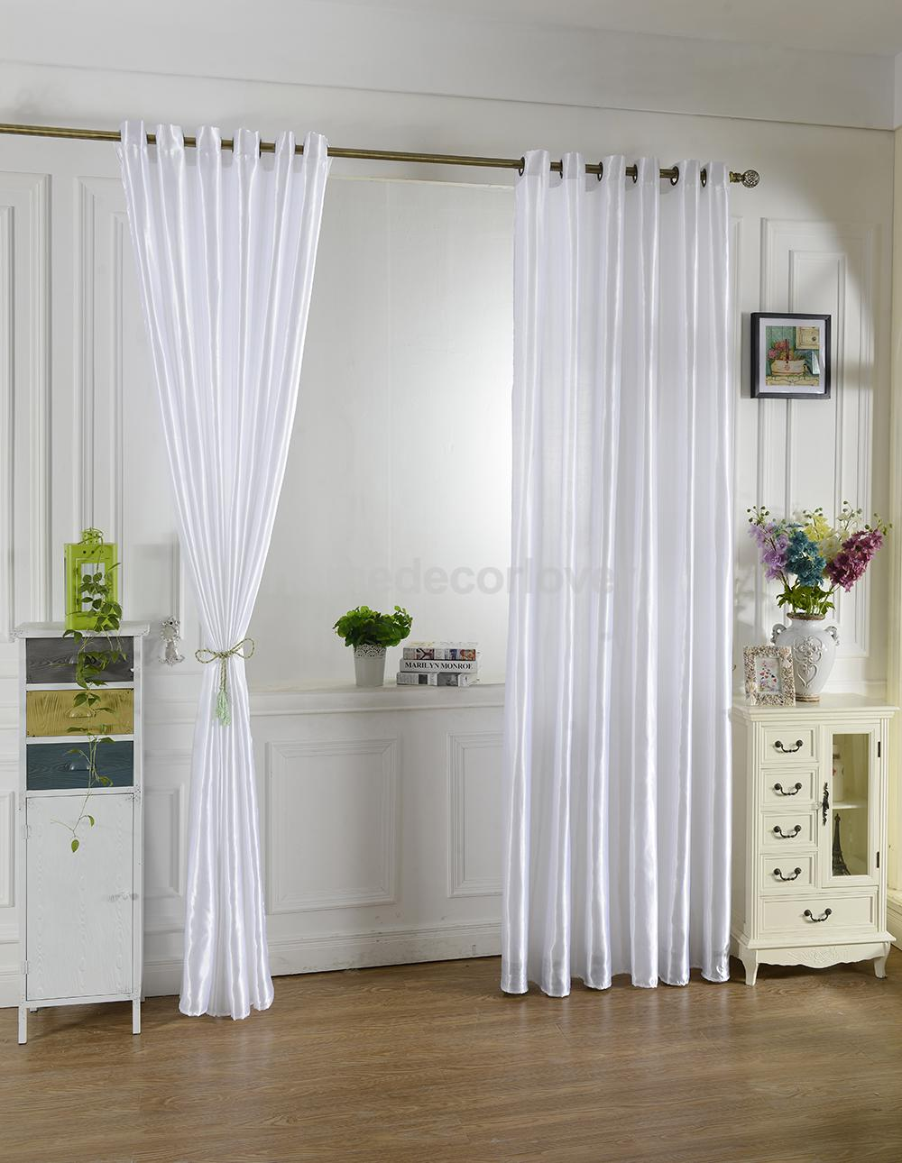 100x200cm Modern Jacquard Window Room Panel Shade Curtain Drape Blind