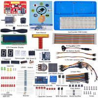 SunFounder Super Starter Learning Kit V3 0 For Raspberry Pi 3 2 Model B 1 Model