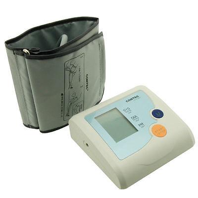 Arm Blood Pressure Pulse Monitors measuring pressure BP Holter Digital Upper Portable Blood Pressure Meter цена