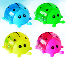 Hot Crystal Slime DIY Toys Child Soft Clay Anti-stress Beetle Animal Pearl Mud Plasticine Puzzle Toys Kids Educational Toy Gift(China)