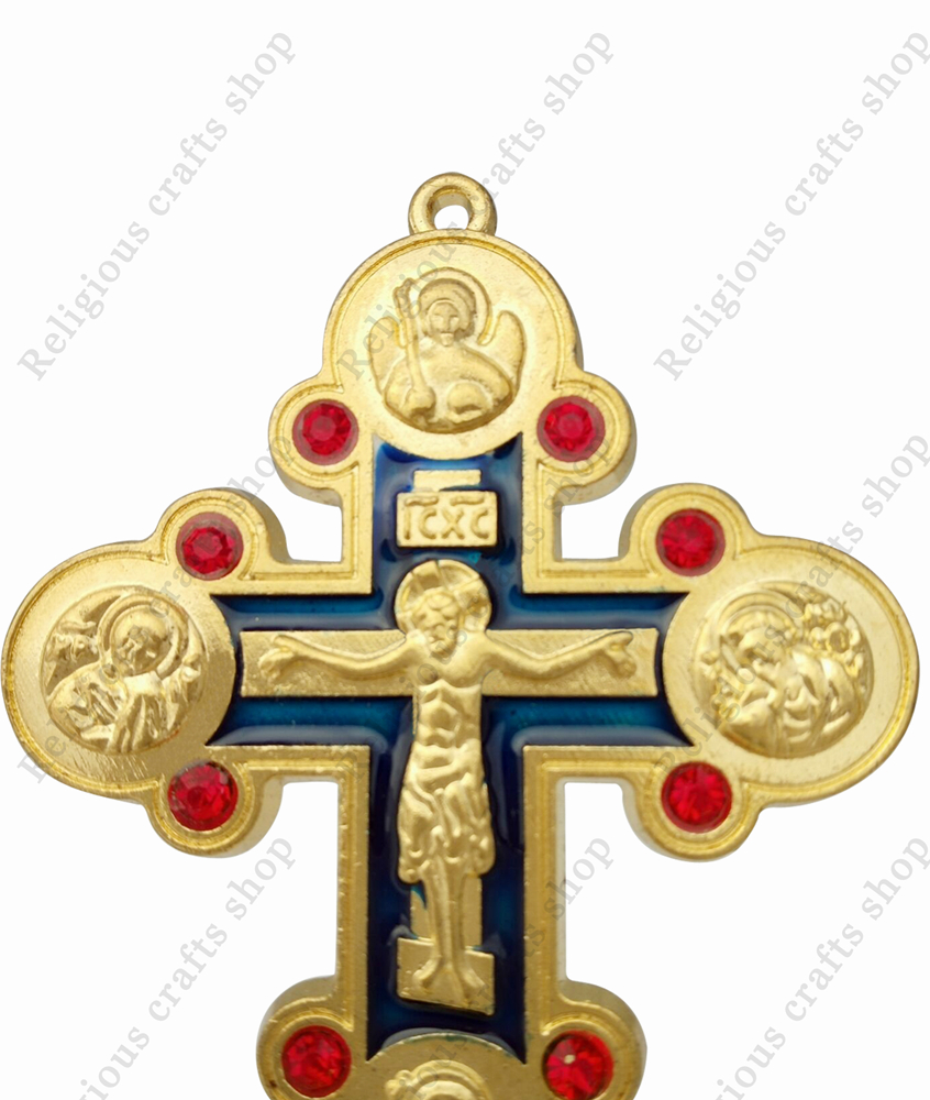 Classic New Catholic Crosses And Crucifix Jesus Metal Crafts ...