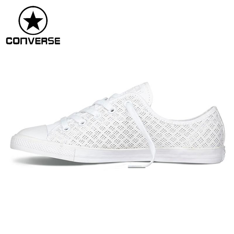 Prix pour Original Nouvelle Arrivée Converse Femmes de Planche À Roulettes Chaussures Sneakers