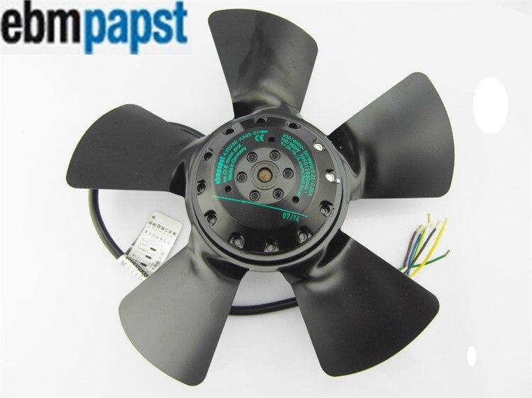 ebm papst   New original  axial fan A2D250-AA02-01 250 * 83 230 / 400V fan 250*83mm new original ebm papst iq3608 01040a02 iq3608 01040 a02 ac 220v 240v 0 07a 7w 4w 172x172mm motor fan