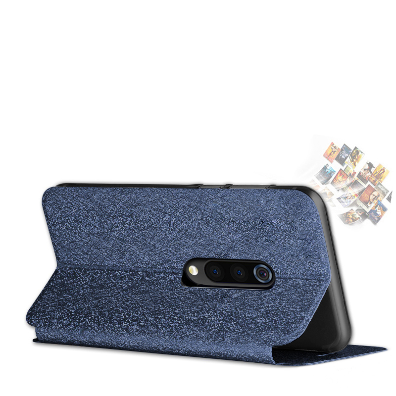 Image 4 - For Xiaomi mi 9t case for xiaomi 9t pro cover flip leather original Mofi for xiaomi 9t case silicone back mi9t pro funda 6.39-in Fitted Cases from Cellphones & Telecommunications
