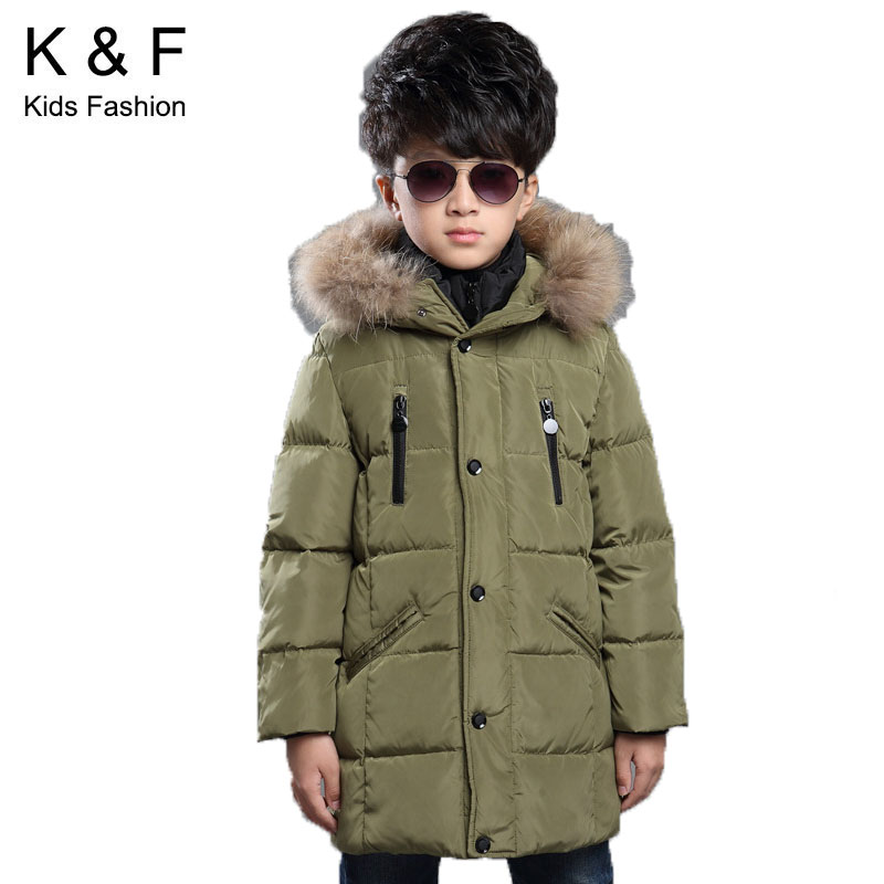 Aliexpress.com : Buy 2015 New Big Boys Winter Jacket Reima