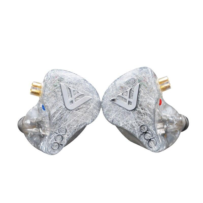 QDC Anole VX Professional Earphones High end Flagship Balanced Armature earplugs HiFi Tuning Custom Earphones|Earphones| |  - title=