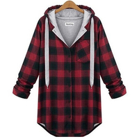 2014 Women Hoodies Fashion Cotton Pullovers Autumn Coat Long Sleeve Sweatshirts For Lady Hoody Loose XL