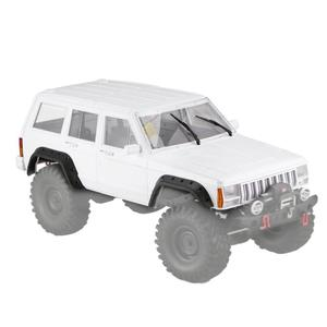 Image 1 - Rc Ax 313 12.3 Inch/313 Mm Auto Body Shell Voor 1/10 Rc Truck Crawler Axiale SCX10 & SCX10 Ii 90046 90047 Diy Kit Cars Body Shell Set