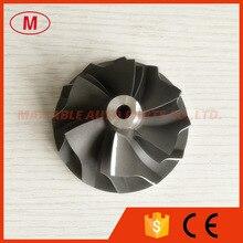 TD07-25G 60,2/78 мм 6+ 6 лопасти турбо колесо турбокомпрессора