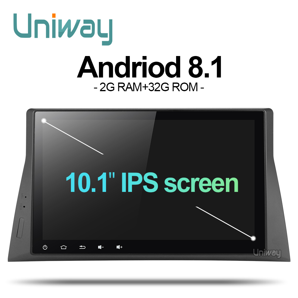 Uniway MYG1071 2G+32G android 8.1 car dvd for Honda <font><b>Accord</b></font> 8 <font><b>2008</b></font> 2009 2010 2011 2012 car radio video player <font><b>gps</b></font> navigation car image