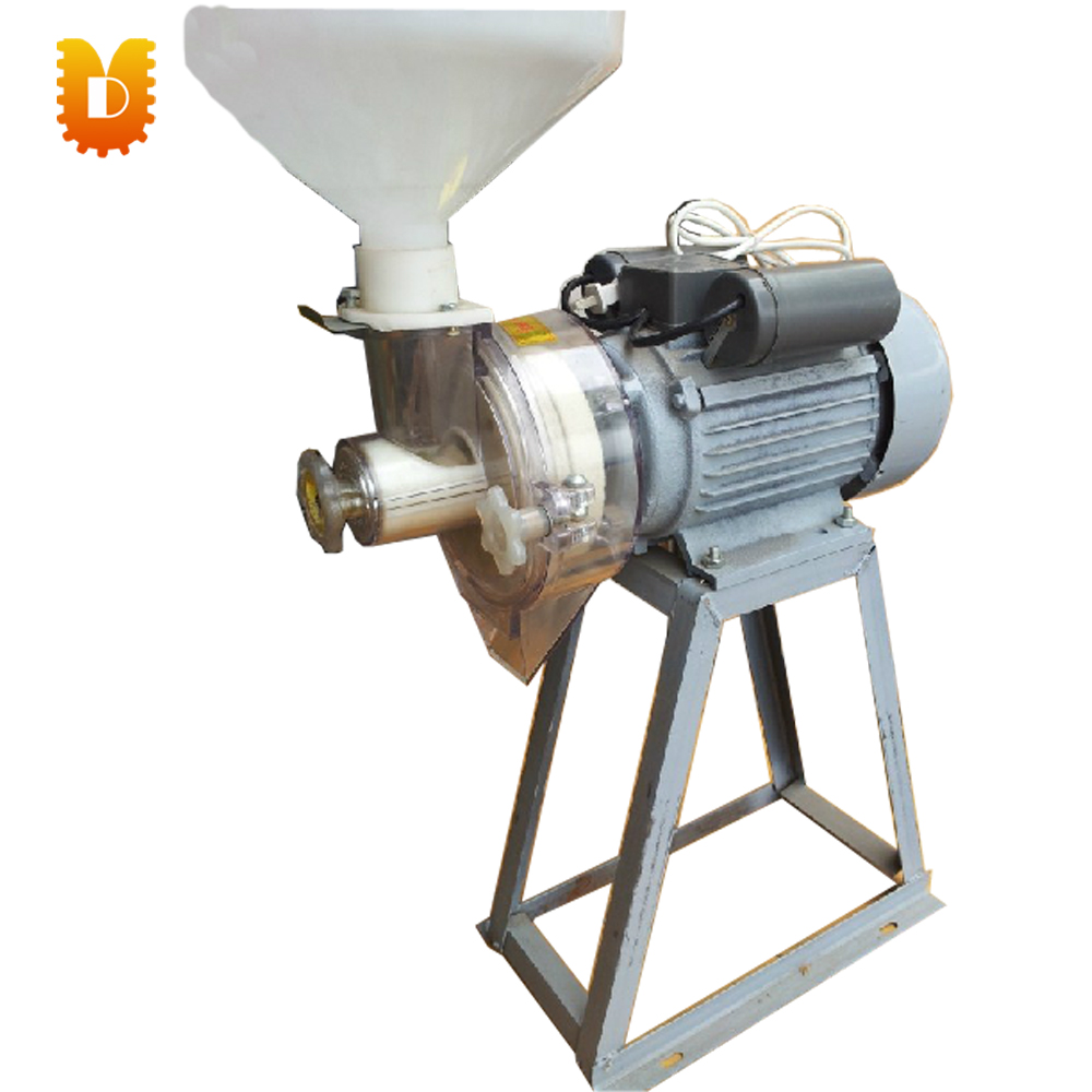 UDP-140 peanut butter making machine/sesame grinding machine vibration type pneumatic sanding machine rectangle grinding machine sand vibration machine polishing machine 70x100mm