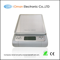 Oman T220 Digital Kitchen and Food Scale Multifunction 22lb Capacity with LCD Display & Tare