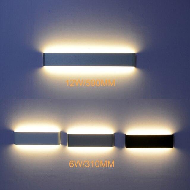 Antifog Led spiegel licht voor indoor en badkamer spiegel 6 W 310 MM ...