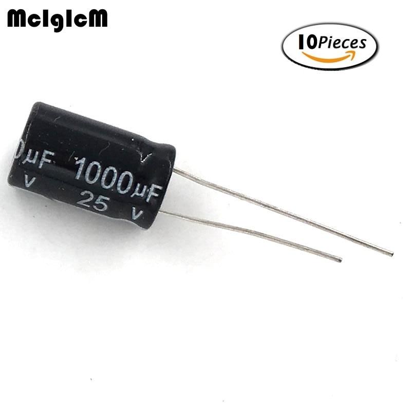 7pf Adjustable Capacitor 10pcs Miniature 0.5pf Has top adjustment