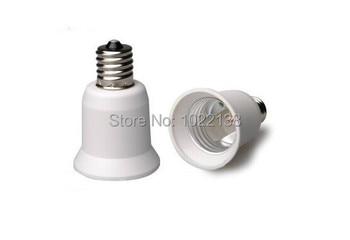 E17 to E26 LED lamp holder socket adapter led e17 to e26 light bulb base converter 100pcs/lot free shipping