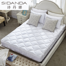 sidanda white mattress memory foam home bed mat cotton bedding king size mattress cotton quilted tatami mattress for stars hotel
