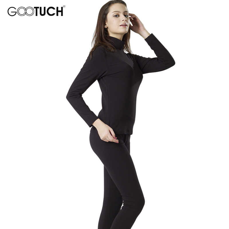 Women's Winter Thermal Underwear Sets Plus Size Long Johns Set Turtleneck Thermo Underwears Set Female Fitness Long Johns 7248