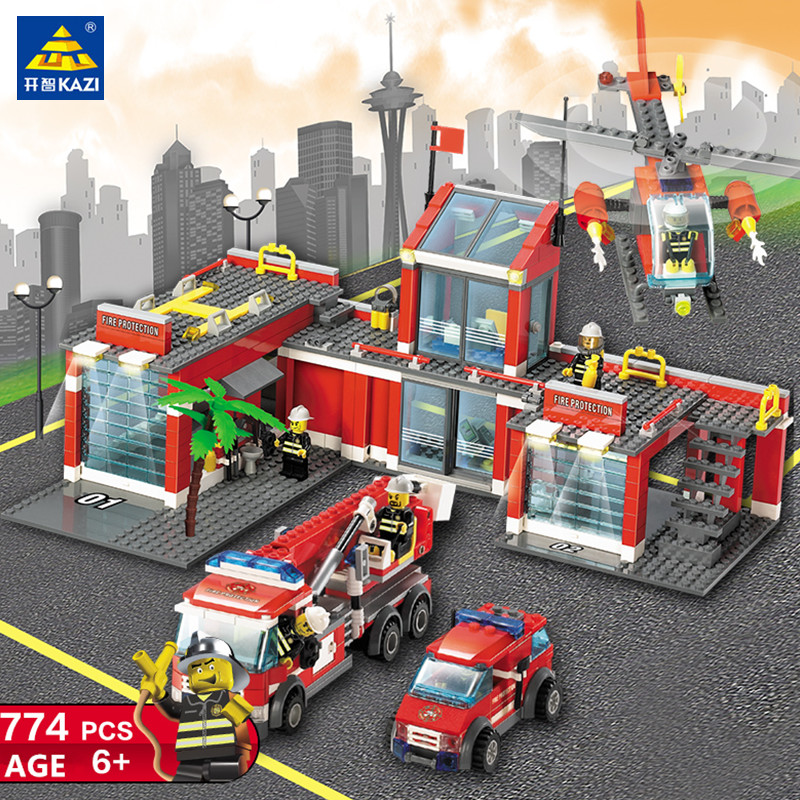 Kazi - 建築および建設玩具