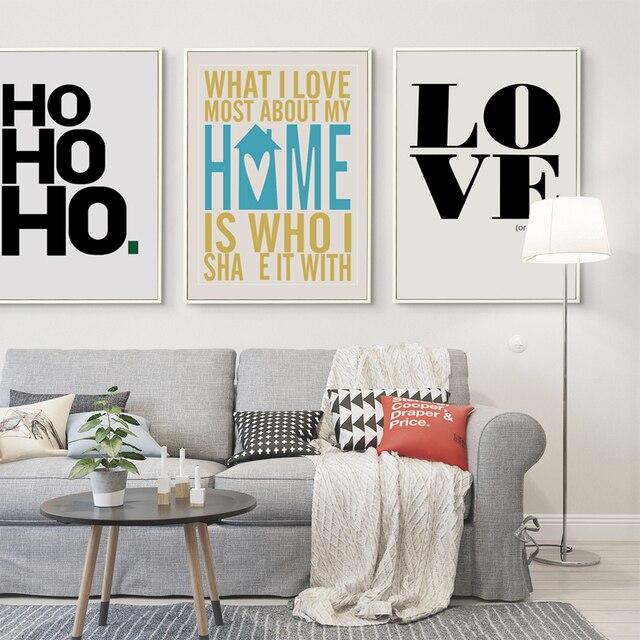 Poésie élégante décoration murale   Phrase anglaise, proverbes Inspiration toile, Art imprimé, affiche photo, décoration de la maison