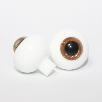 1 Pair DIY BJD Eyes Doll Accessories 12mm 14mm 16mm Eyes for 1/3 1/4 1/6 Bjd SD Dolls Eyeballs Toys For Girls bjd sd doll supiadoll ariel 1 3 bjd doll eyes get a free makeup