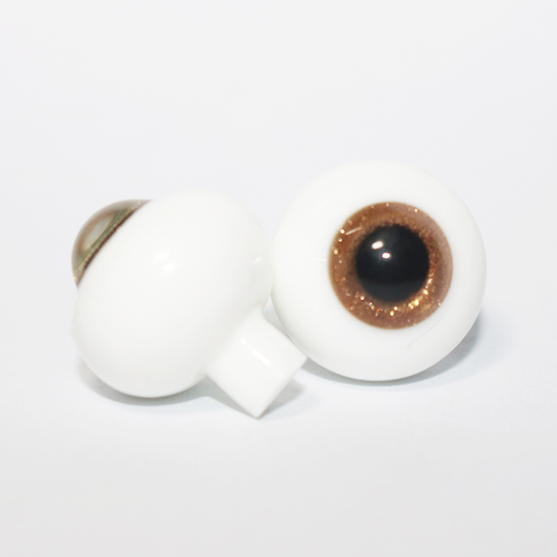 1 Pair DIY <font><b>BJD</b></font> <font><b>Eyes</b></font> Doll Accessories 12mm 14mm 16mm <font><b>Eyes</b></font> for <font><b>1/3</b></font> 1/4 1/6 <font><b>Bjd</b></font> SD Dolls Eyeballs Toys For Girls image