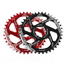 GXP bicycle Crankset fixed gear Crank 34T 36T 38T 40T Narrow Wide Chainring Chainwheel for sram gx xx1 X1 x9 offset 1mm deckas gxp cranksets with bb axle for gxp 32t 34t 36t chainring for sram xx1 xo1 x1 gx xo x9 crankset repiar parts